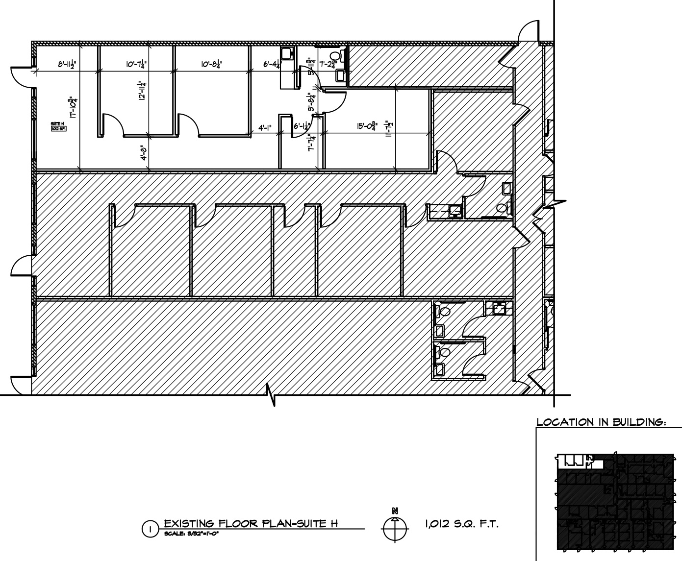Arches I Suite H