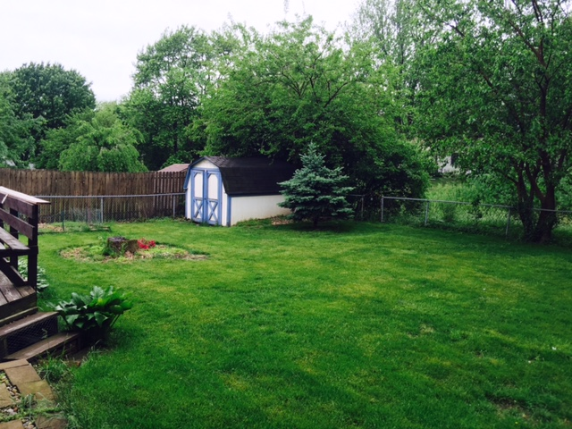 5 Bedroom And 2 Bathroom House For Sale In Normal, IL » Extra Space In The  Storage Shed